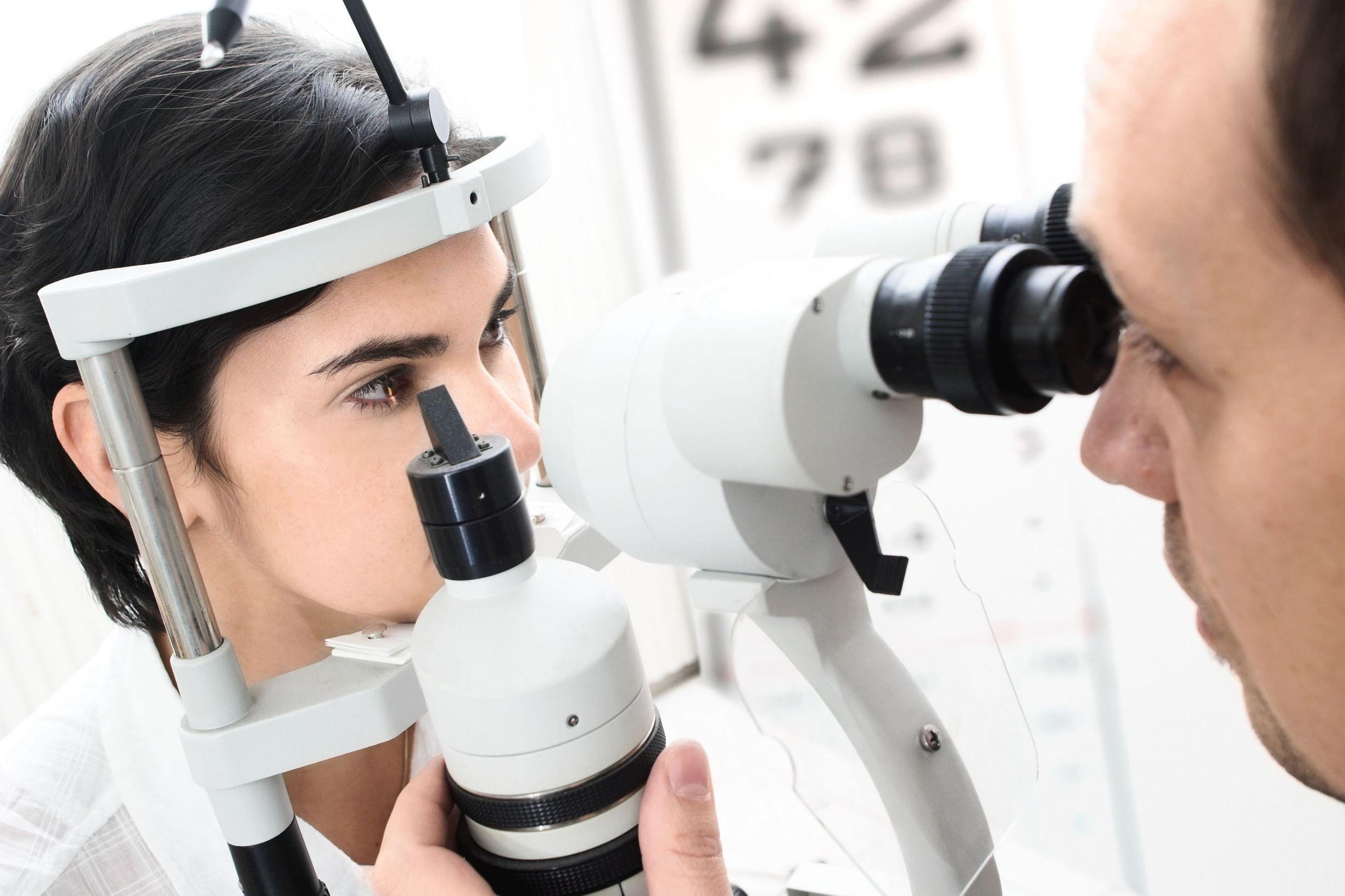 Eye care in Carney