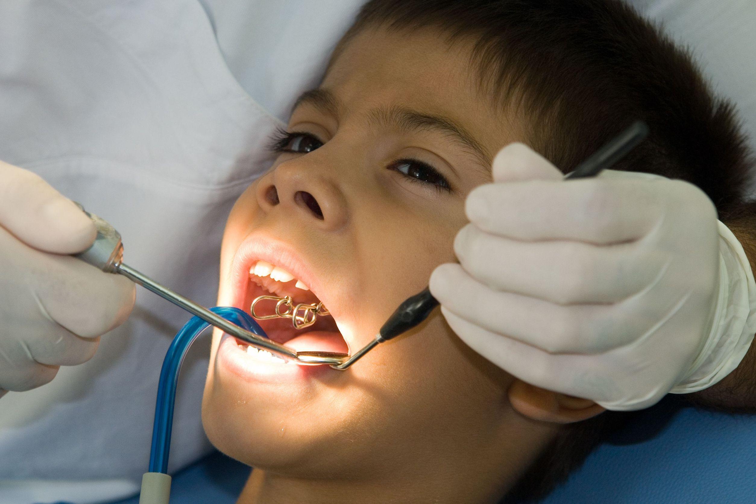 Kids Dentist 11530