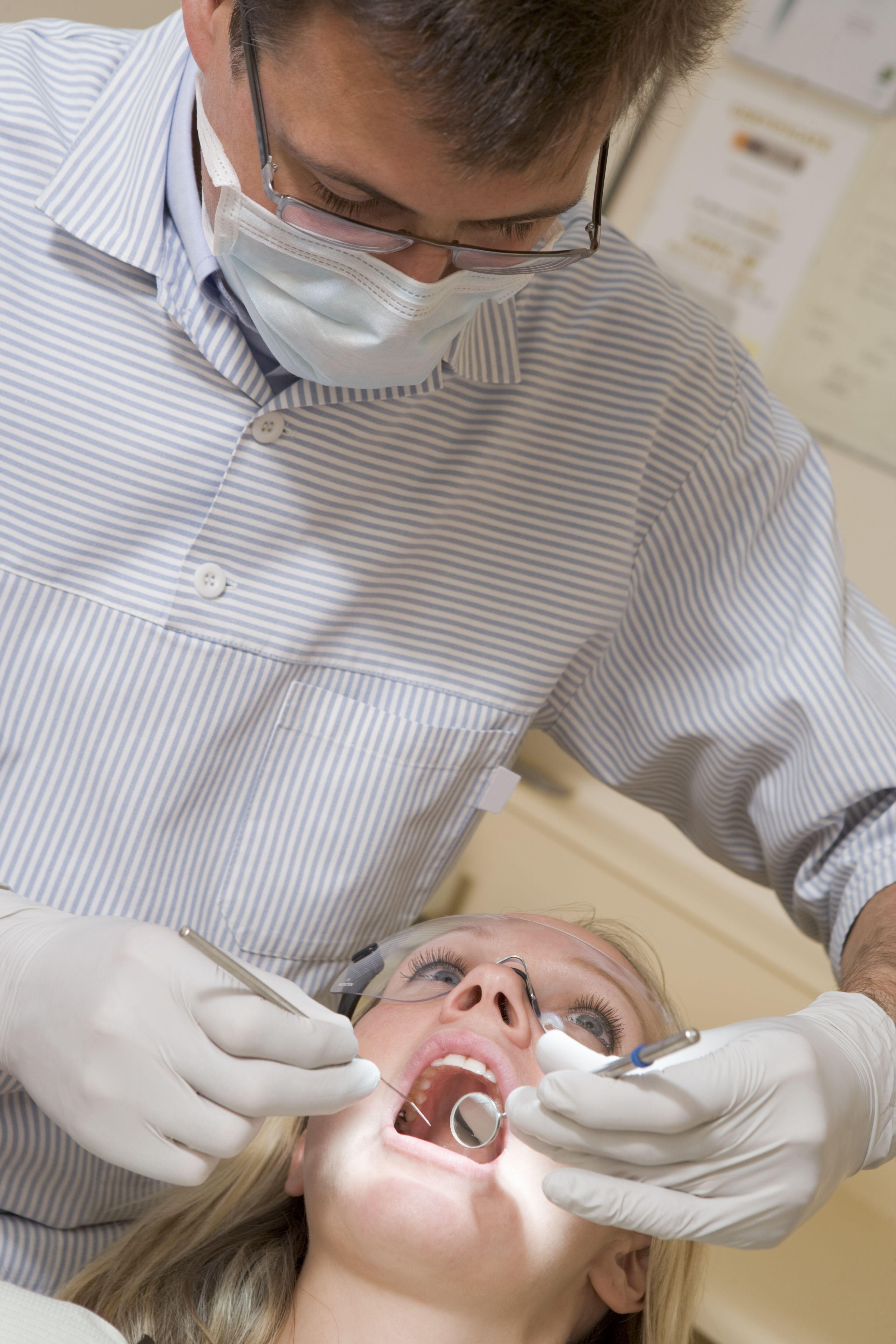 Hacksensack teeth cleaning