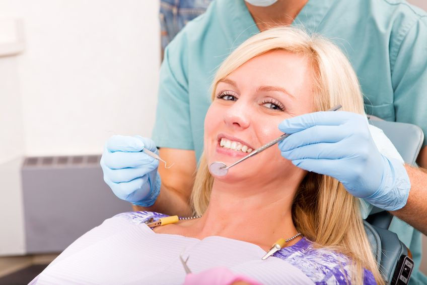 Dentist in Stoughton