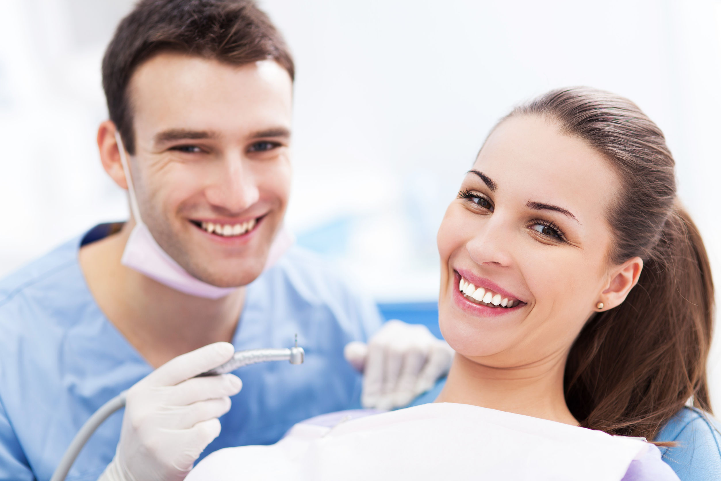 Where can I find a cosmetic dentist in Burlington?