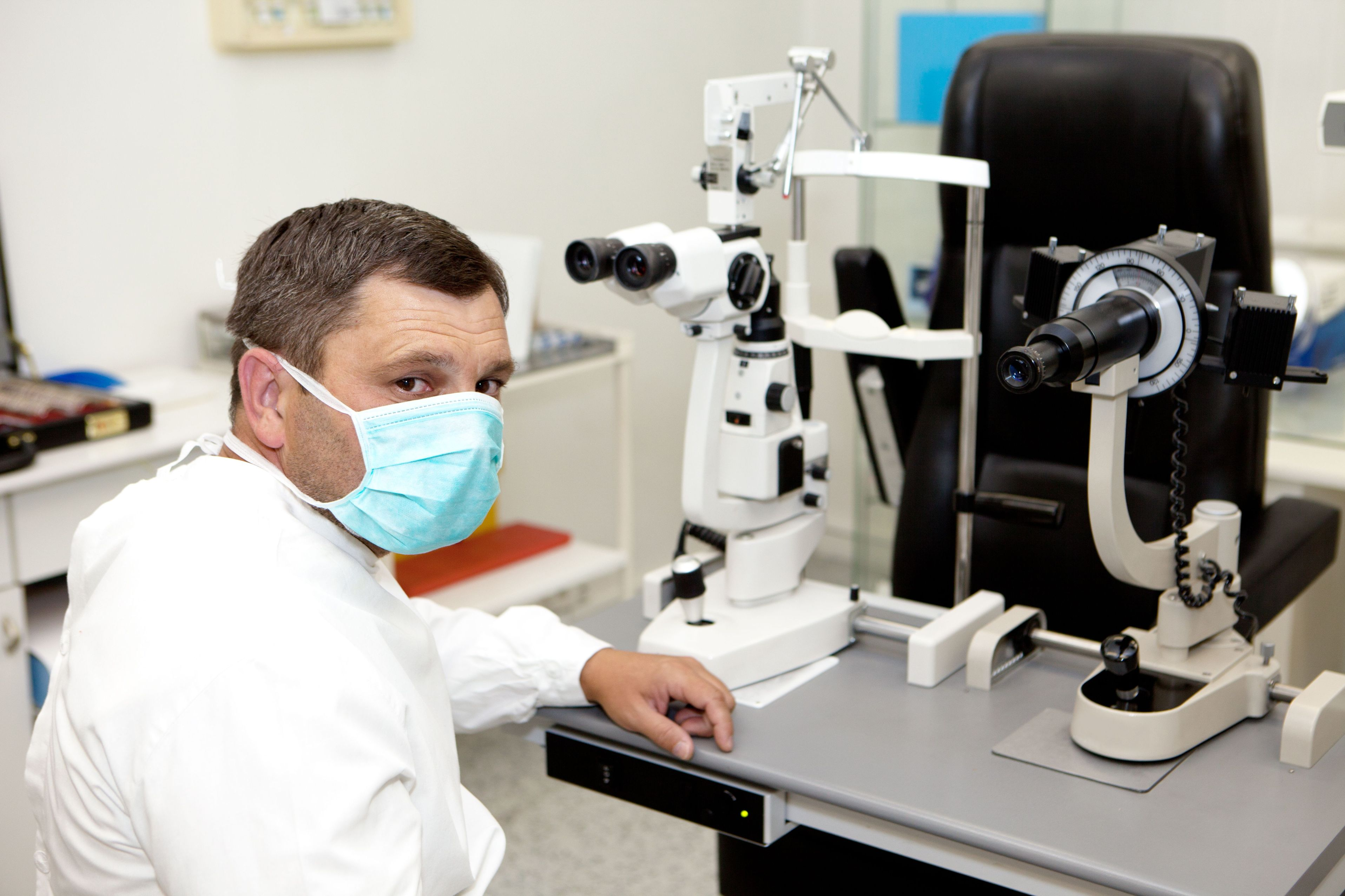 Ophthalmology Office in Seattle