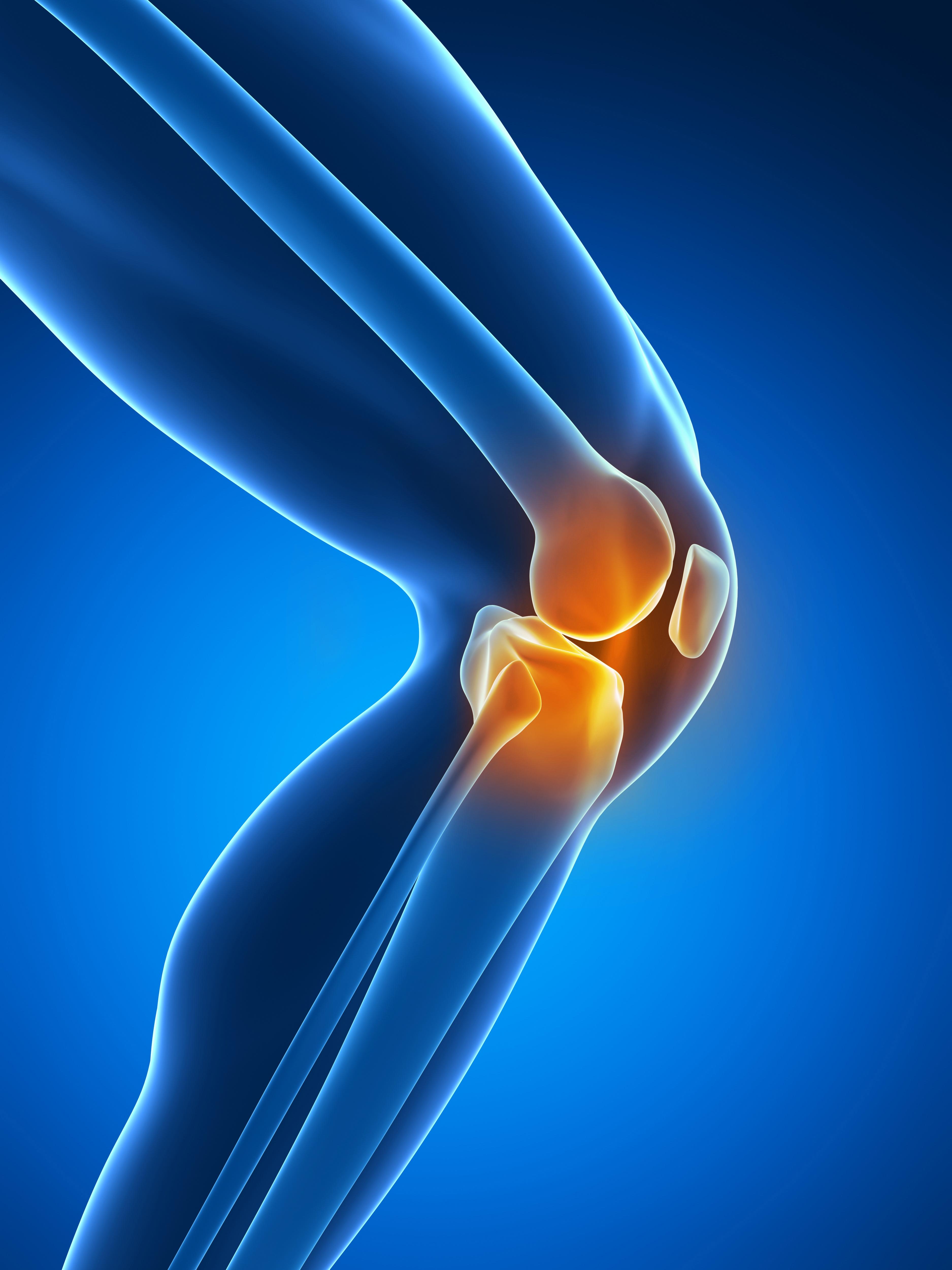Brighton Beach Knee Pain