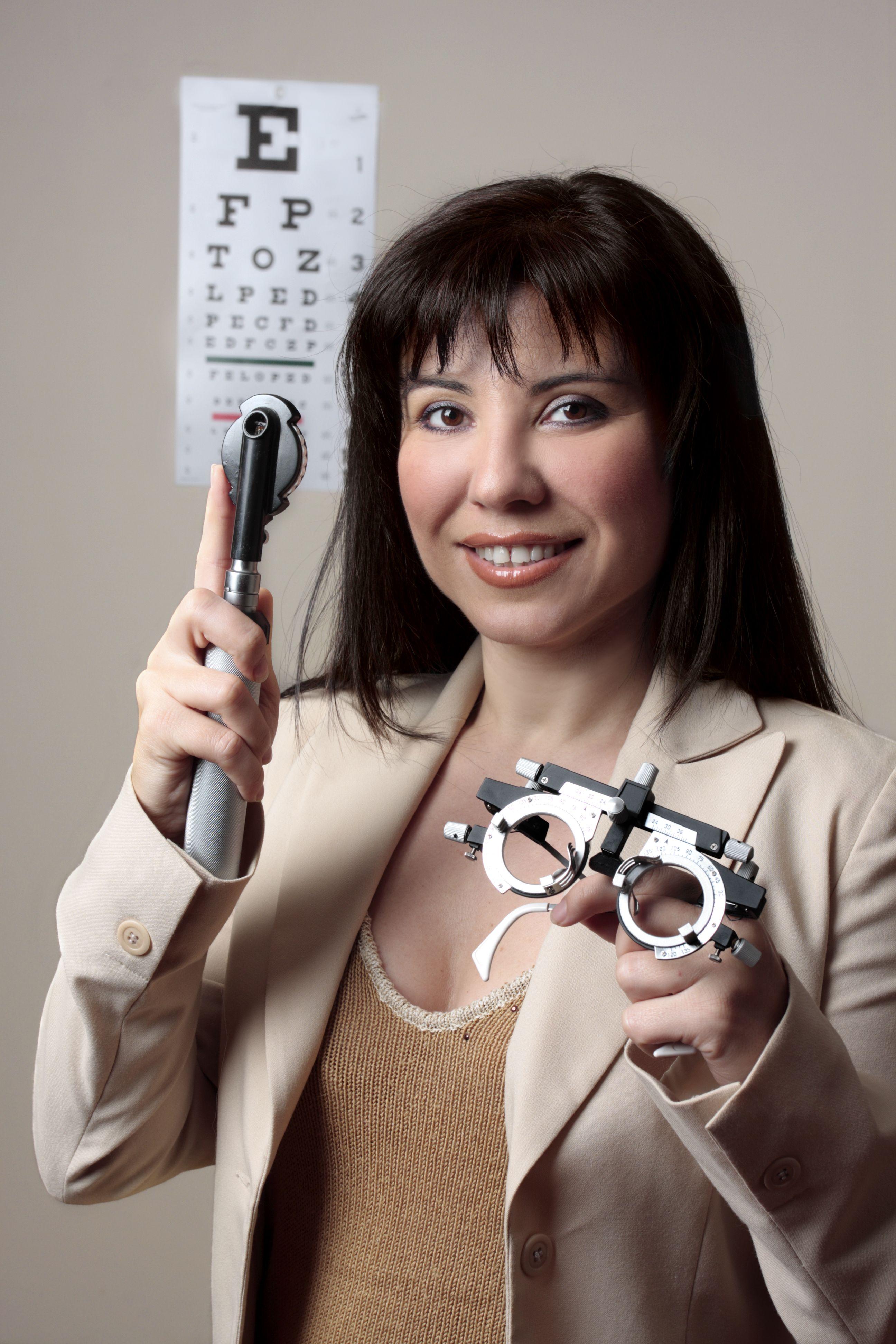 Takoma Park Eye Exam