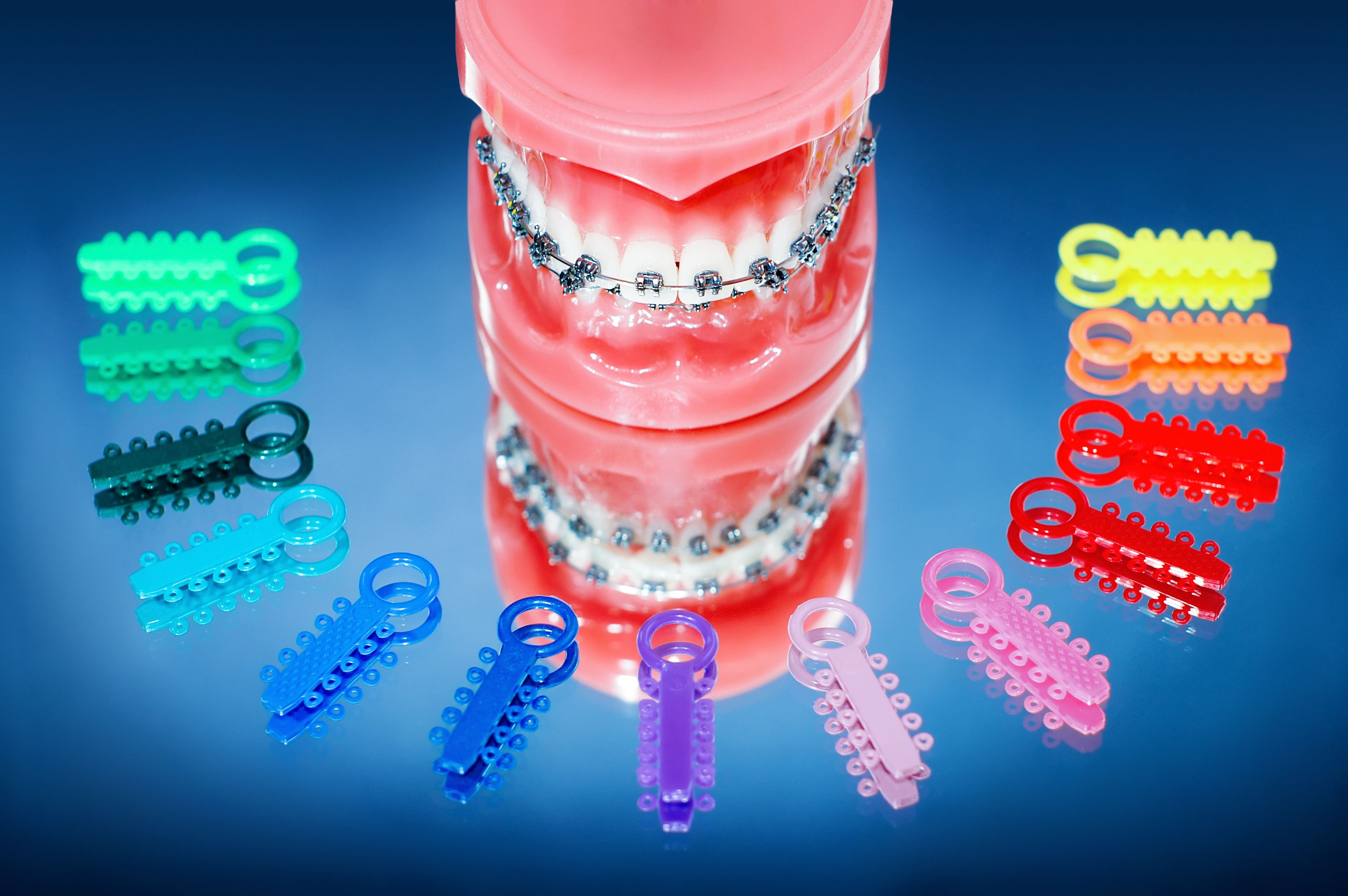 11042 Braces for Adults