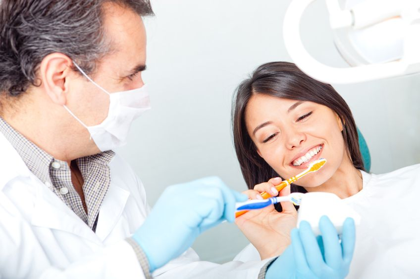 Dentist in Grymes Hill