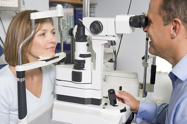 Glaucoma screenings in Bayside